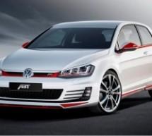 Volkswagen Golf VII by ABT  2013
