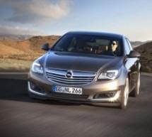 Redizajnirana Opel Insignia