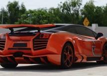 Lamborghini Gallardo Galaxy Warrior