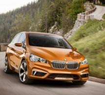 BMW Concept Active Tourer Outdoor  2013 prve fotografije