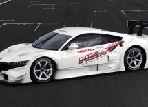 Honda NSX-GT spremna za trkačku stazu