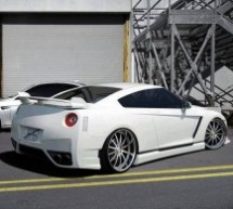 Nissan GT-R brz kao munja