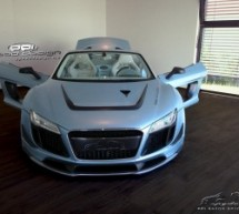 Audi R8 V10 Spyder by PPI Speed Design