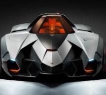Lamborghini Egoista – koncept za sebične