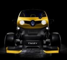 Renault predstavio pakleni Twizy Renault Sport F1