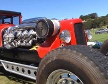 STROJ NA 4 TOČKA: 29.000 kubika u automobilu starom 85 godina