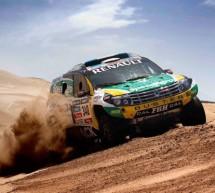 Dacia Duster spreman za Dakar Rally 2014