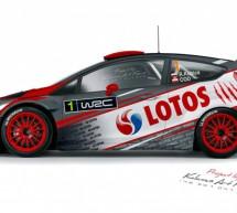 M-Sport ima tim za sezonu 2014: Hirvonen, Evans i Kubica