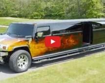 Video: Pogledajte ove nevjerovatne i najčudnije limuzine na svijetu!