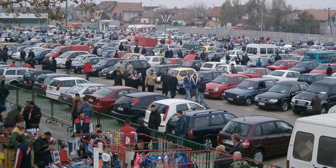 U Srbiju uvezeno više od 158.000 polovnih automobila