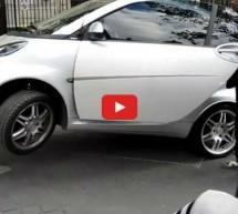 Video: Ovi vozači možda voze Smarta, ali sigurno nisu pametni