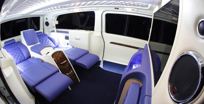 pogledajte kako izgleda najluksuzniji mercedesov kombi na svijetu. Black Bedroom Furniture Sets. Home Design Ideas