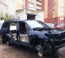 Evo šta se dogodi kada u lošem ruskom kvartu ostavite novi automobil