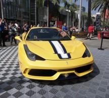 Ferrari na ulicama Beverly Hillsa proslavio 60. rođendan