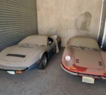 PREPUŠTENI ZABORAVU: Da li znate šta se desilo sa ovim egzotičnim automobilima!?