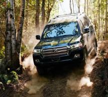 AMERIČKI LUKSUZ: 'Osvježena' Toyota Land Cruiser V8
