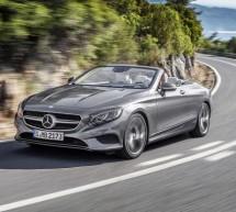 Mercedes predstavio S klasu kabriolet