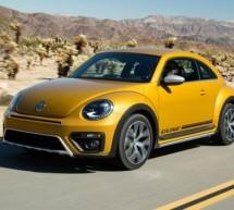 Volkswagen predstavio kros verziju nove 'bube'