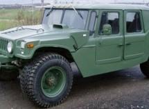 HUMMER NA RUSKI NAČIN: Prepravio kamion GAZ-66 u Hummer H1