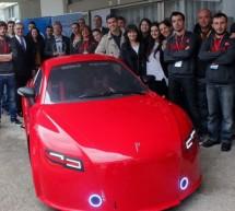 U Podgorici predstavljen turski električni automobil Pehlivan ElekTrak