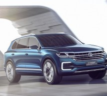 Volkswagen predstavio koncept velikog SUV-a