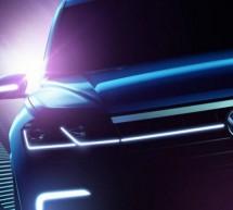 Volkswagen će u Pekingu predstaviti hibridni SUV