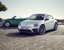 VW Beetle ušminkana za evropsko tržište