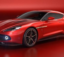 Koncept Aston Martin Vanquish Zagato predstavljen u Italiji
