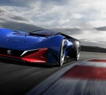 Peugeotov futuristički koncept oživljava legendu
