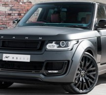 Kahn Range Rover 5.0 V8 Supercharged Autobiography Pace Car