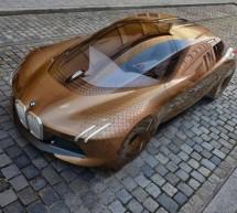 Kako BMW zamišlja auto budućnosti: Koncept Vision Next 100