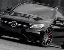 Wheelsandmore Mercedes-AMG C63 Estate