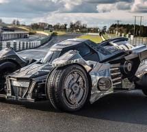 Batmobil za Gumball 3000 – san milionera (FOTO)