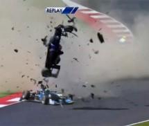 JEZIVO: Nevjerovatan incident na utrci Formule 3! (VIDEO)