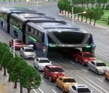 Pogledajte kineski revolucionarni mega-bus kapaciteta čak 1200 putnika (VIDEO)