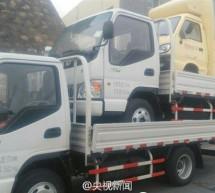 Kažnjen jer je vozio kamion, koji je prevozio kamion, koji je prevozio kamion (FOTO)