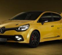Renault Clio R.S. 16 je najbrži cestovni model kompanije do sada