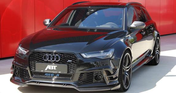 ABT RS6-R Edizione Italiana (1)