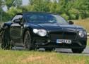 Špijunske fotke: Bentley Continental GT kabriolet