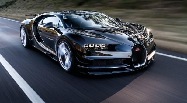 Bugatti Chiron sa 1500 KS dostojan je nasljednik Veyrona
