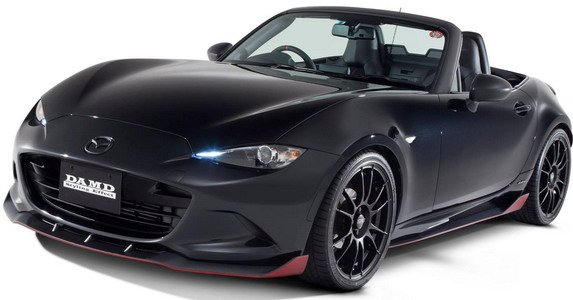 DAMD Mazda MX-5 Dark Knight (1)