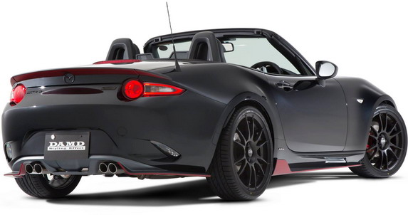 DAMD Mazda MX-5 Dark Knight (2)