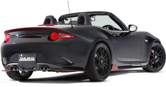 DAMD Mazda MX-5 Dark Knight (2)