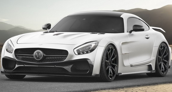 Mansory Mercedes-AMG GT S (4)