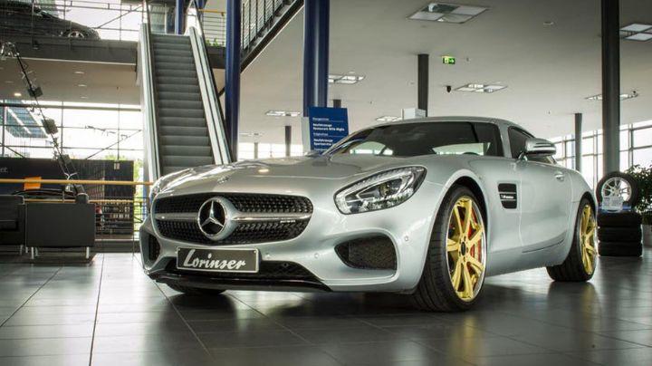 Mercedes-AMG GT (1)