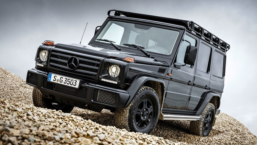 Mercedes-Benz G350d Professional (1)