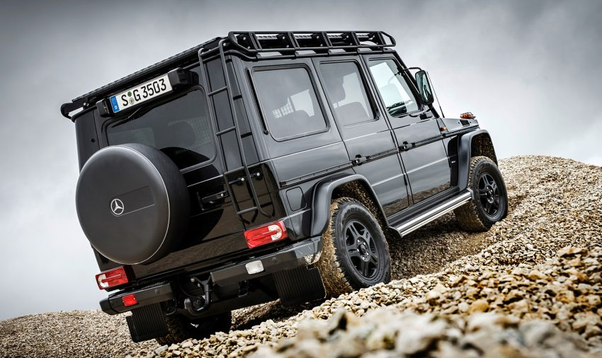 Mercedes-Benz G350d Professional (2)