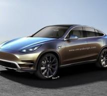 Ovako bi mogao izgledati crossover Tesla Model Y