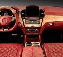 TopCar Mercedes GLE Coupe sa krokodilskom kožom