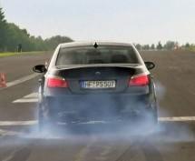 NAJGLASNIJI NA SVIJETU: Poslušajte BMW M5 E60 sa Dinan 'stroker' paketom! (VIDEO)